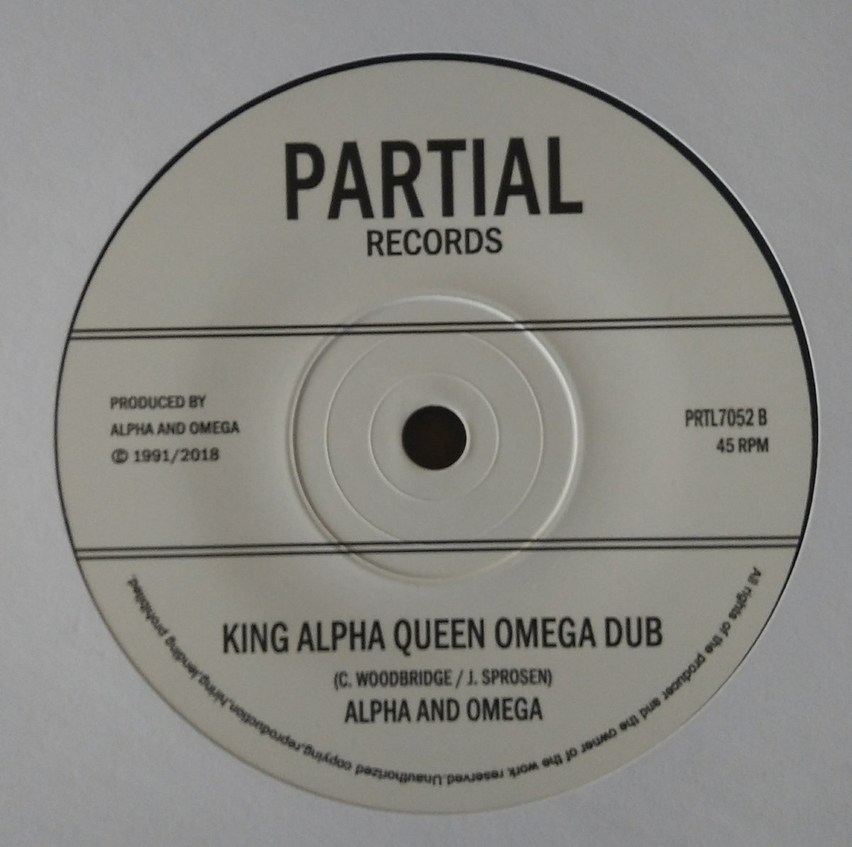 Alpha & Omega - King and Queen | I-Roots Records