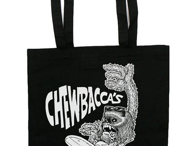 Chewbacca's tote bag main photo