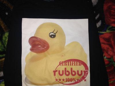 rubbur ducky shirt main photo
