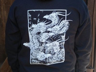 """HOODIE """"Hydra"""" *Special Offer!* main photo"""