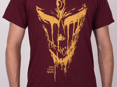 In Search Of Resonance T-Shirt - red main photo