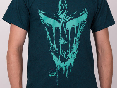In Search Of Resonance T-Shirt - green main photo