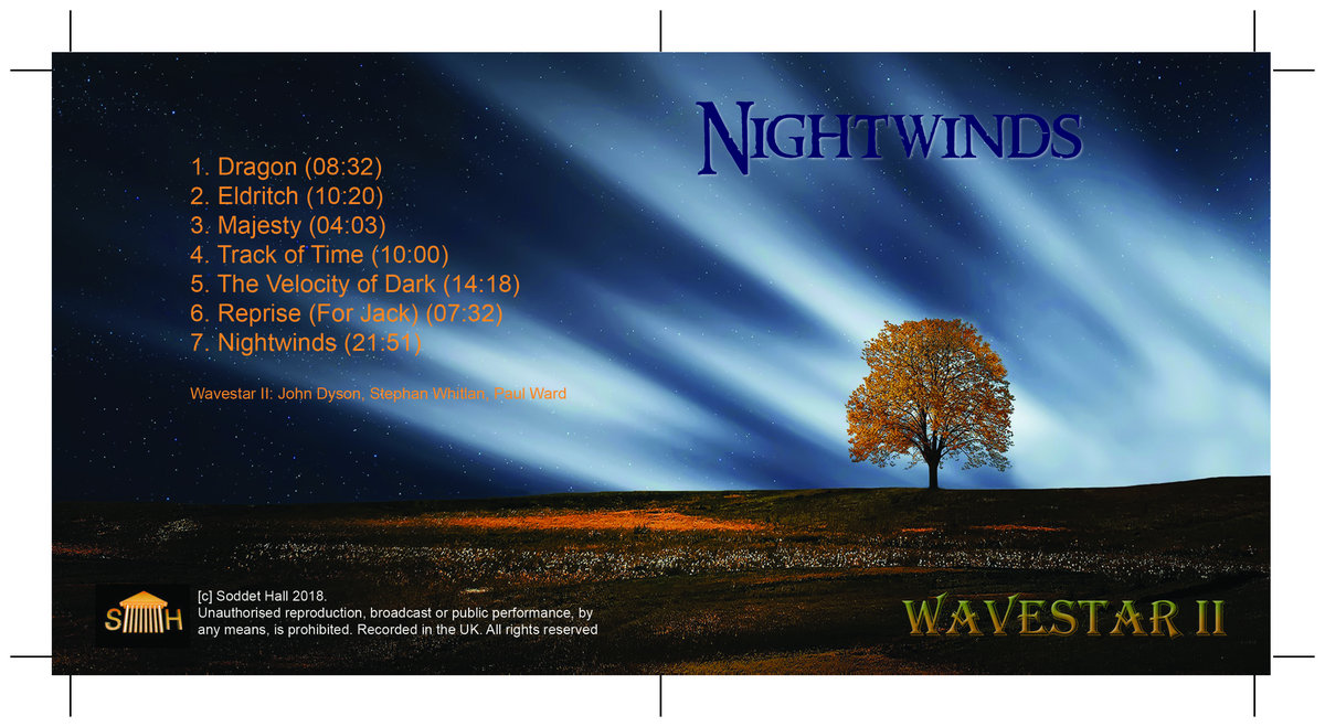 Nightwinds | John Dyson / Wavestar