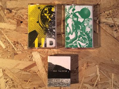 3 album combi deal   2x Limited Edition Cassettes + Custom USB Flash drive main photo