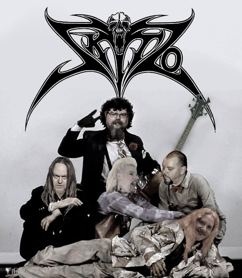 Synusar-Sukus (Remastered) | SKITZO - Thrash Metal 80's style.