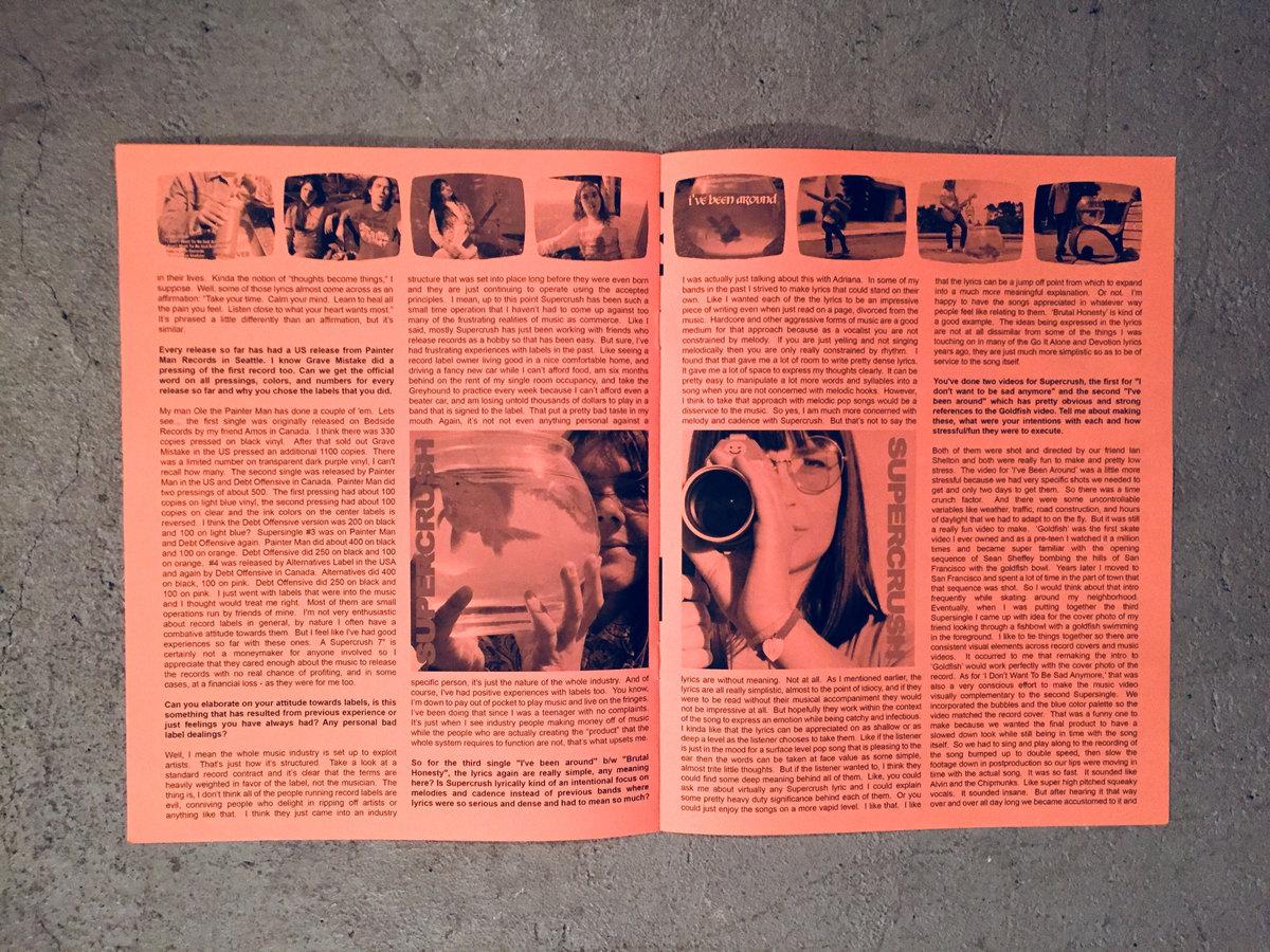 Shining Life zine issue #18 | Supercrush