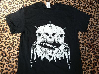 3 Apple Skulls T-Shirt main photo