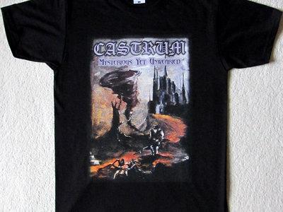"""""""Mysterious Yet Unwearied"""" T-shirt main photo"""