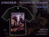 """Mysterious Yet Unwearied"" T-shirt photo"