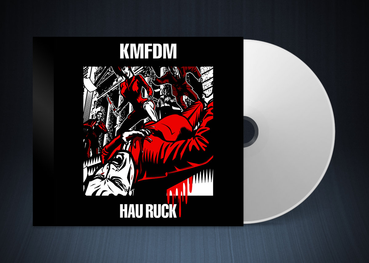 Download KMFDM - Discography 1987-2020 (Wax Trax! Records