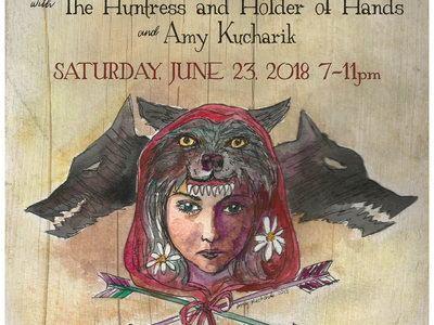 Daphne Lee Martin/Huntress/Amy Kucharik poster main photo