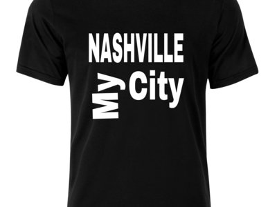 Nashville My City (Unisex T-Shirt) main photo