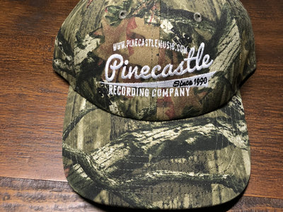 Pinecastle camo hat main photo