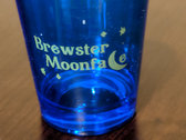Brewster shot glass photo