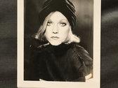 Original Polaroid Photo from 'Deadline' cover shoot photo