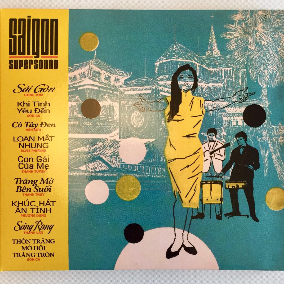 Saigon Supersound Vol  2 | INFRACom!