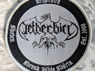 Patch 2: Round logo main photo