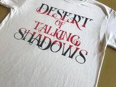 Desert of Talking Shadows OG Logo T photo