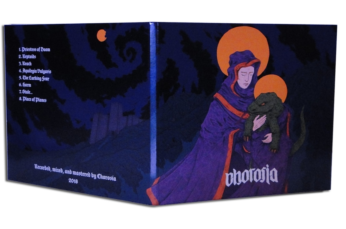 Priestess of Doom | Chorosia
