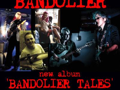 Bandolier Tales album Launch Party main photo