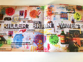 (Limited Edition) Killer Brain Waves Photo Book photo
