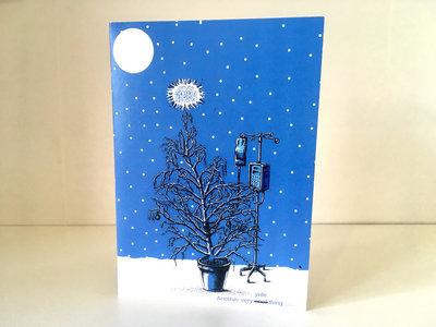 (Limited Edition) 'Yule Thing' Christmas Card - 5 Pack main photo