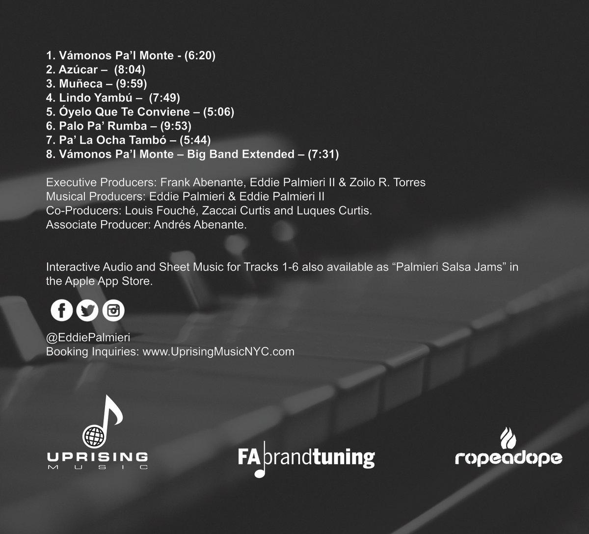 Taki Taki Rumba Mp3 Full Song Download: Eddie Palmieri