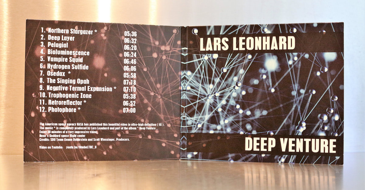 Deep Venture | Lars Leonhard