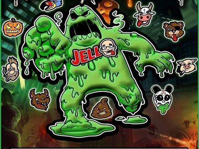 Green Jelly / TheDestructPrinciple ticket main photo