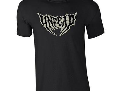 UNDEAD LOGO black T-Shirt main photo