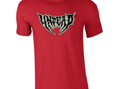 UNDEAD LOGO red T-Shirt main photo