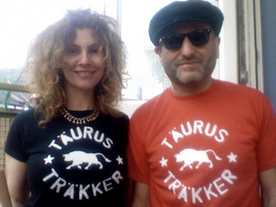 TAURUS TRAKKER T-SHIRT main photo
