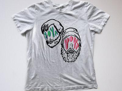"""Faces"" T-Shirt main photo"