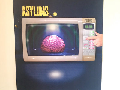 Killer Brain Waves Double Sided Poster main photo