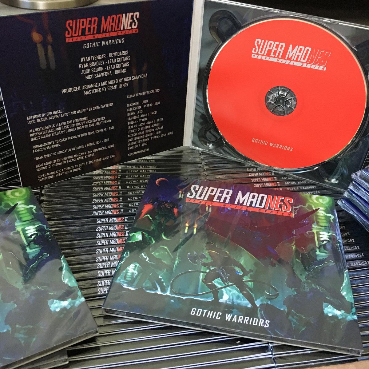 Gothic Warriors | Super MadNES
