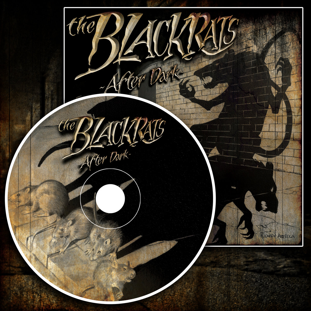 After Dark - EP | the Blackrats