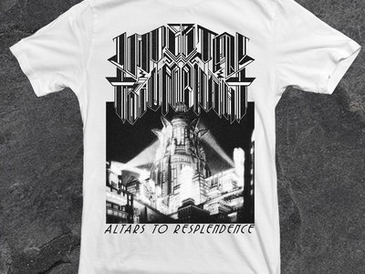White Limit Edition Altars to Resplendence T-Shirt main photo