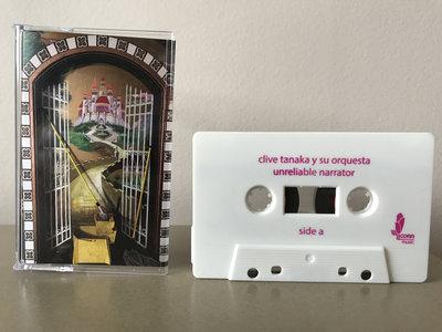 Clive Tanaka y su orquesta - Unreliable Narrator (CS) main photo