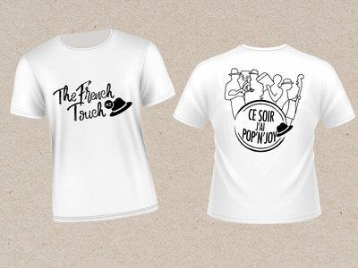 "Tee-shirt Enfant ""The French Touch - NZ / Pop'N'Joy"" main photo"
