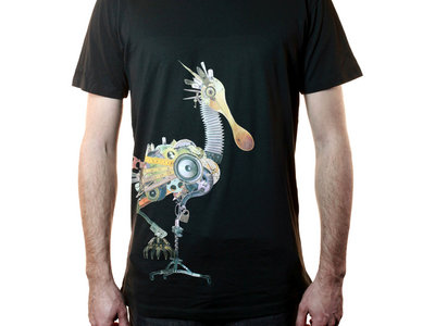 Spoonbill Zoomorphic T-shirt main photo
