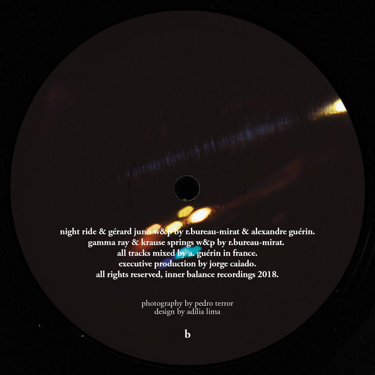 Gérard Juno | Inner Balance Recordings