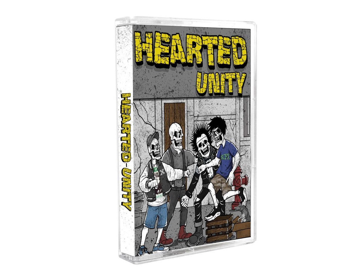HEARTED – Unity