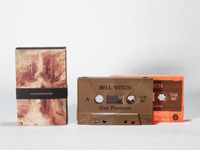 Four Phantoms Cassette 2nd Pressing main photo