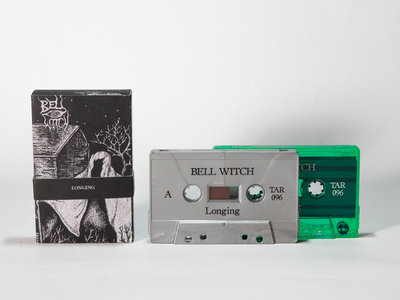 Longing Cassette 2nd Pressing main photo