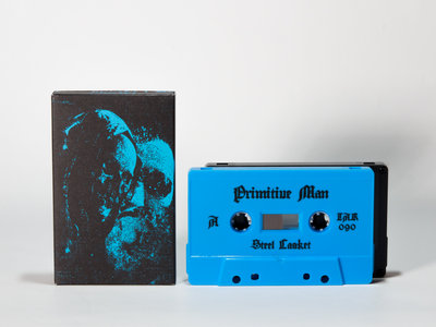 Steel Casket Cassette 2nd Pressing main photo