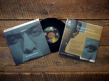 "7"" Black Vinyl single, Limited Ed. 200 copies main photo"
