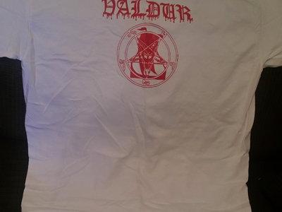 Valdur Old Ships Doom Logo tshirt main photo