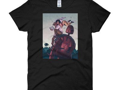 EyeLoveBrandon - Earth and Sky Women's short sleeve t-shirt main photo