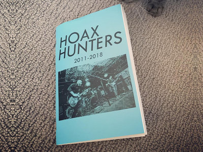 Hoax Hunters Zine main photo