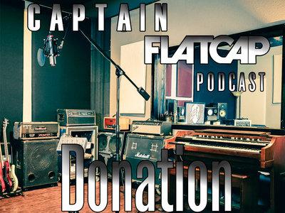 Podcast Donation main photo
